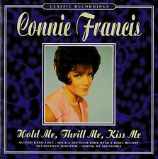 Connie Francis - Hold Me, Thrill Me, Kiss Me