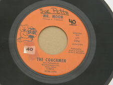 "COACHMEN MR MOON / NOTHING AT ALL  orig US GARAGE PSYCH 7"" 45 HEAR"