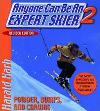 Anyone Can Be an Expert Skier 2: Powder, Bumps, and Carving, Revised E-ExLibrary