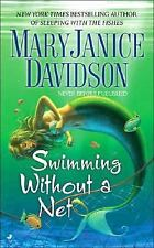 Mary Janice Davidson Swimming Without a Net paperback