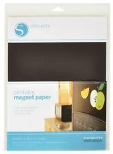 Silhouette America Printable MAGNET PAPER for Silhouette CAMEO