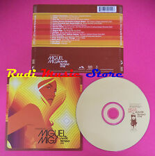 CD Miguel Migs Nude Tempo One Compilation ONDA BLUE SIX SHAW no mc vhs dvd(C37)