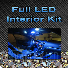 BMW 5 Series e60 e61 03-10 Full LED Interior Light Kit - Bright White Xenon