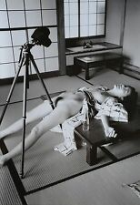 Nobuyoshi Araki Limited Edition XXL Photo Print 34x50cm Nude Woman Spreaded Legs