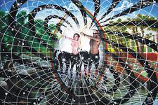 Poster UV Schwarzlicht Fluo Leuchten Im Dunkeln Psychedelische Psy Goa Kunst