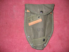 ORIG. EARLY  VIETNAM ERA M-56 INTRENCHING TOOL COVER  DATE 62 ( UNISSUED)