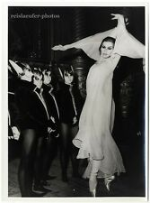 Christine Vlassi tanzt in Berlioz' Faust. Original-Photo von 1964