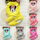 Toddler Baby Girls Hoodie Sweatshirt Tops + Pants 2 Pcs Kids Clothes Outfits Set