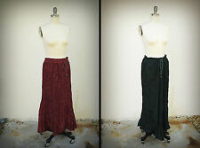 NWOT JUST CLASS Maxi Long Skirts Lot of Two Vintage 1980s M-LJr.