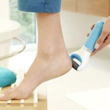 Perfect Electronic Foot 360 Degrees Hardcover To Remove A Pedicure File  Blue