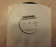"Fillmore - Spiderman Stripsearch 7"" Rare numbered with secret track 6/200 2004"