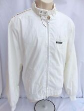 Vintage 1980's MEMBERS ONLY Men's Jacket White Size 40L