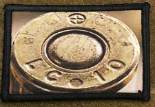 Lake City Federal 223 Bullet Brass Head Stamp Morale Patch 556 AR15 M4 Carbine