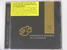 Stockfisch Records Art Of Recording 24K Gold CD NEW Japan Allan Taylor Sara K