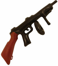Inflable 80cm máquina Juguete Tommy Gun-Gangster 1920's Bugsy Malone Fancy Dress
