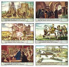 Liebig-Sammelbilder Sang.1526: De Geschiedenis van onze Provincies - Limburg (6)