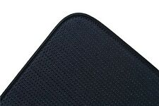 """Black Dish Drying Mat 16"""" X 18"""" Absorbent Microfiber High Quality Inch Envision"""