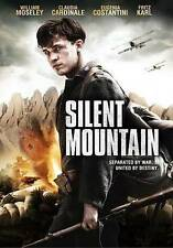 Silent Mountain NEW DVD William Moseley Claudia Cardinale Eugenia Costantini