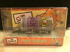 THE SIMPSONS IMITATION GRUEL NOVELTY FISHING LURE