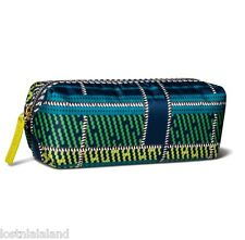 Sonia Kashuk Keep It Organized- Plaid Cosmetic Bag