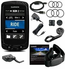 Garmin Edge 810 Cycling Computer Performance and Navigation Bundle