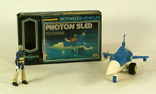 Micronauts By Mego Photon Sled With Original Bow
