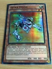 Carte Yu-Gi-Oh! HA06-FR005 Tétra Vylon (Super Rare) 1ere Edition