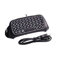 1pc Wireless Bluetooth Mini Keyboard Chatpad For PS4 Controller Playstation 4