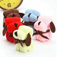 12PCS Cartoon Dog cake towel birthday party supply kids gift favor souvenir