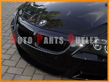 Gloss Black Front Kidney Grille Grill For 04-10 BMW E63 E64 6-Seires 645i 650i