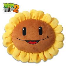 Plants vs. Zombies Sun Flower PVZ Plush Toy Pillow Cute Cushion Gift