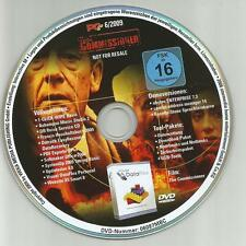 The Commissioner / PcGo-Edition 06/09 / DVD - ohne Cover