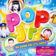 Pop Jr. by Various Artists (DVD, Jul-2012, 2 Discs, Universal Music TV (UK))