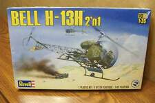 REVELL BELL H-13H HELICOPTER 1/35 SCALE  MODEL KIT