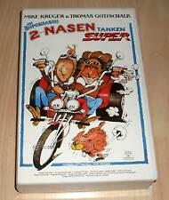 VHS - 2 Nasen Tanken Super ( Die Supernasen 2 ) - 80er - Videokassette