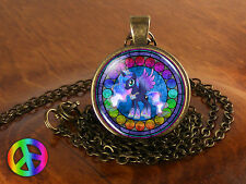 My Little Pony Friendship Magic Princess Luna Necklace Pendant Jewelry Toy Gift