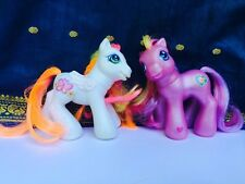 My Little Pony G3 Lot Honolu-loo & Pink Sunsparkle  / MLP Toy Adorable!
