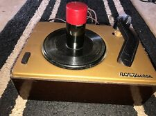 RCA Victor 45-J-2 Phonograph 45 RPM Record Player Vintage As Is For Parts