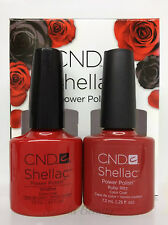 Shellac PERFECT PAIR - RUBY RITZ & WILDFIRE - Limited EDITION- CND