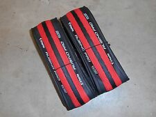 Vittoria Rubino Pro lll Folding Road Bike Tyres x 2 (A PAIR) 700 x 23c RED/BLK