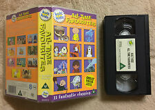 KULT KIDZ - ALL TIME FAVOURITES - WILLO THE WISP, FLUMPS, BOD, LUDWIG -VHS VIDEO