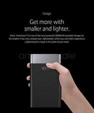 Vinsic 20000mAh QC 3.0 Quick Charge USB Type-C Power Bank for iPhone Samsung HTC
