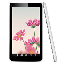 Aoson M751S 7'' Android Allwinner A33 Quad Core 8GB Dual Camera Wifi Tablet PC