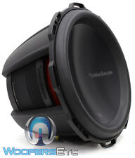 "ROCKFORD FOSGATE POWER T0D212 12"" 1400W DUAL 2-OHM SUBWOOFER BASS SPEAKER NEW"