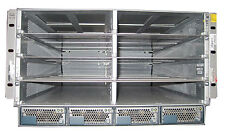 Cisco N20-C6508 UCS 5108 Blade Server Chassis w/4xPSU/8xFAN/2xFabric Extender