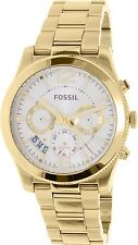 Fossil Women's Perfect Boyfriend ES3884 Gold Stainless-Steel Quartz Watch