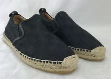Marc by Marc Jacobs Women's Black Synthetic Espadrille Sneakers Size 10.5 s11/11