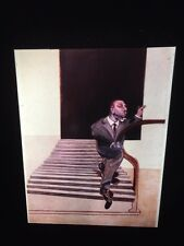 "Francis Bacon ""Man Walking Down Steps"" Irish Surrealism 35mm Art Slide"