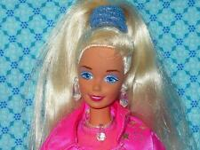 Barbie Doll HOLLYWOOD HAIR in HOT PINK OUTFIT Fashion Jewelry and Shoes Clothing