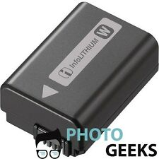 Battery for SONY NEX-3 NEX-5 NEX-5R NEX-6 NEX-7 NEX-F3 a33 a35 a37 NP-FW50 Alpha